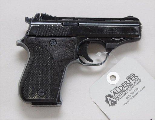 Phoenix Arms Model HP 25 Raven semi-automatic pistol