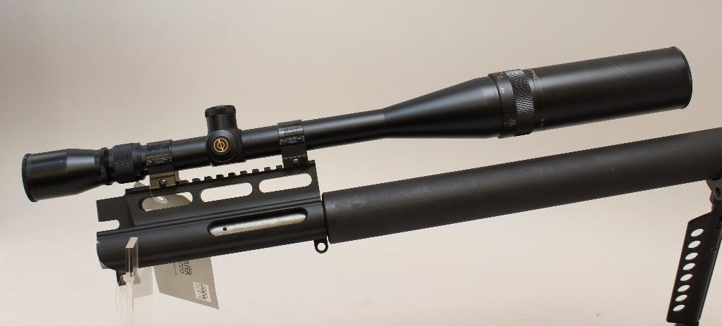 DJHT 50BMG upper designed for AR-15 applications. - 2