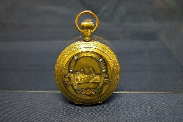 2: Pocket Watch.
