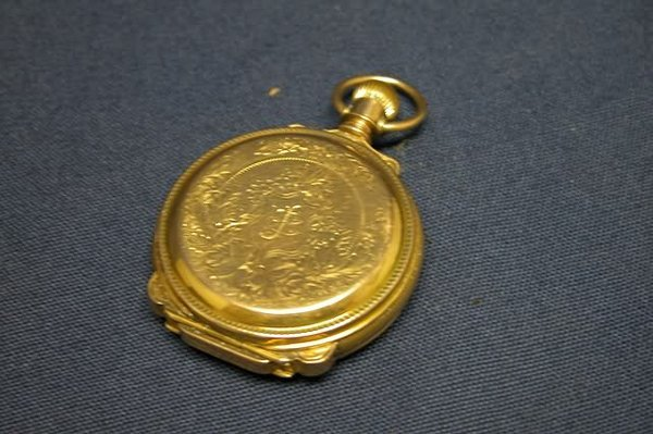 3: Pocket Watch.
