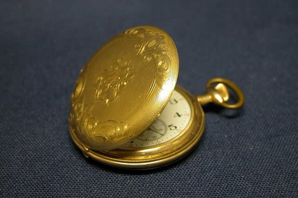 4: Pocket Watch.