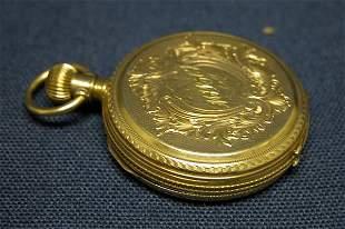 Pocket Watch.