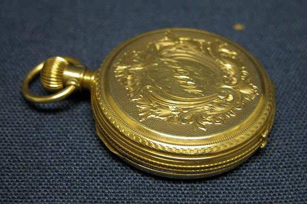 6: Pocket Watch.