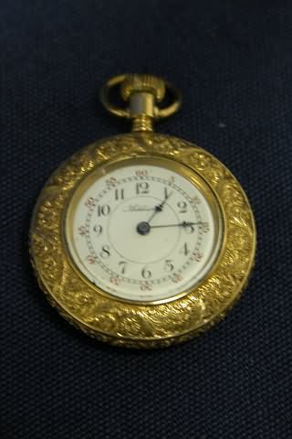 7: Pocket Watch.