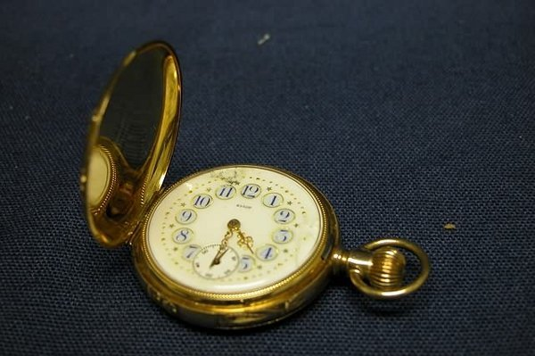 8: Pocket Watch.