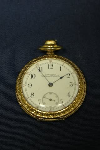 9: Pocket Watch.