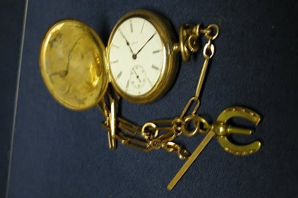 10: Pocket Watch.