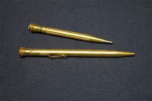 Two Mechanical Pencils.
