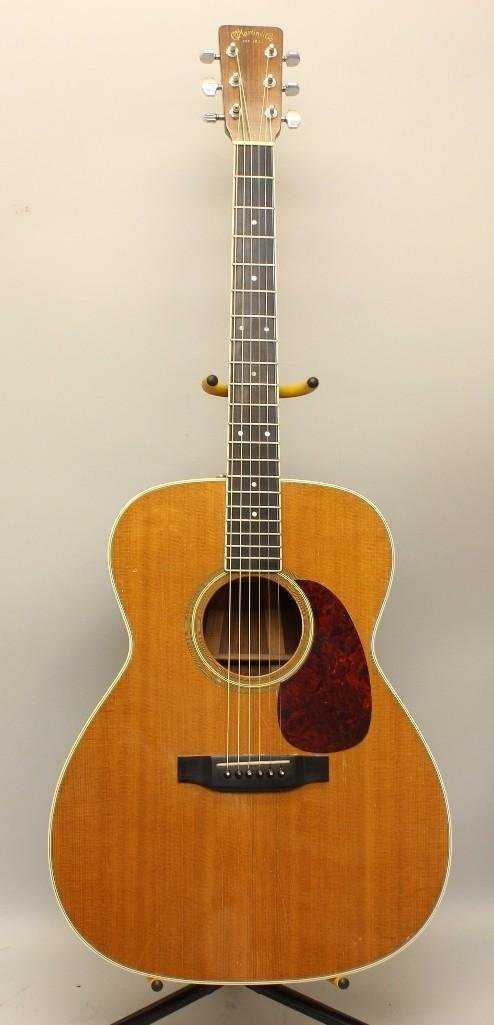 martin m36 6 string acoustic guitar. Black Bedroom Furniture Sets. Home Design Ideas