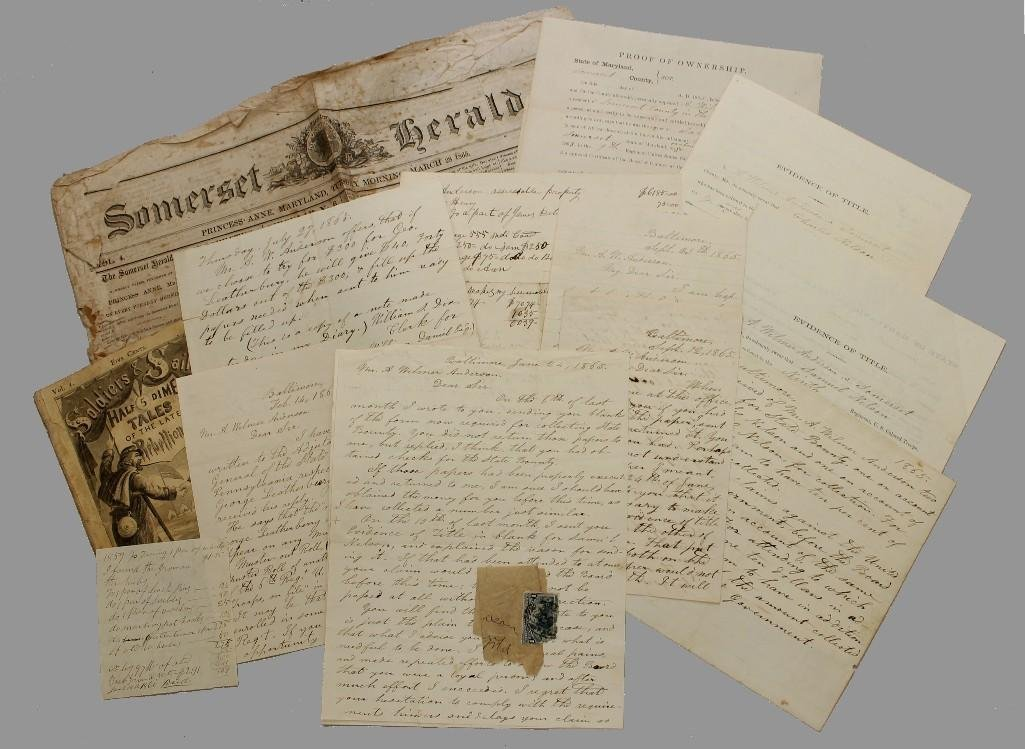 Civil War - African American History Archive