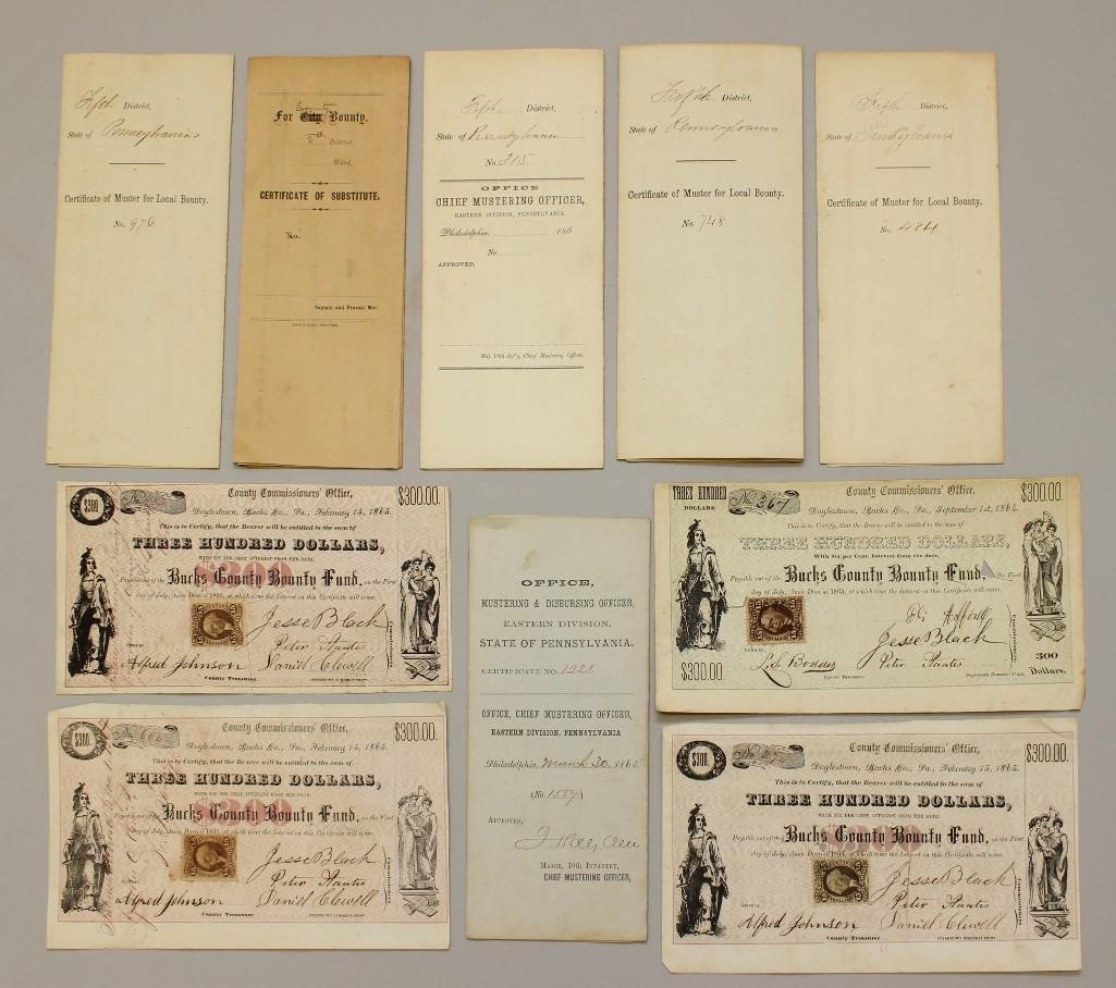 Civil War - Bucks County, Pennsylvania Archive