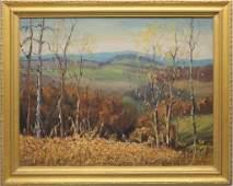 "Melville F. Stark (1903-1987, Pennsylvania) ""No. 9 N."