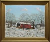 "Mildred S. Gehman (1908-2006, Pennsylvania) ""Moors"