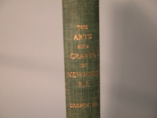 12: Carpenter-Arts and Crafts of Newport-Limited Editio
