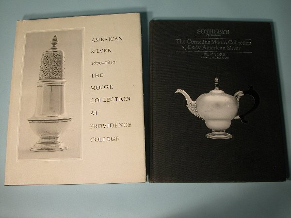 16: Cornelius Moore Early American Silver Collection Ex
