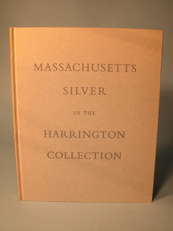 18: Harrington Collection of Massachusetts Silver Limit