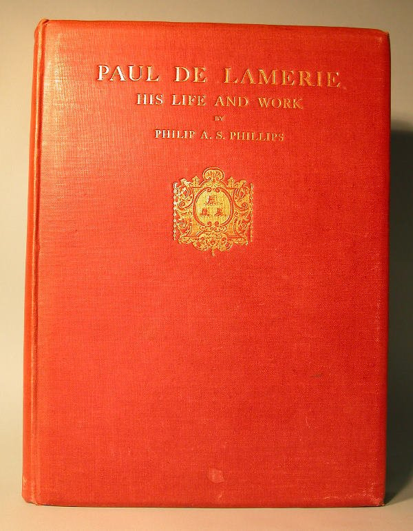 255: Paul de Lamerie - Limited Edition Phillips