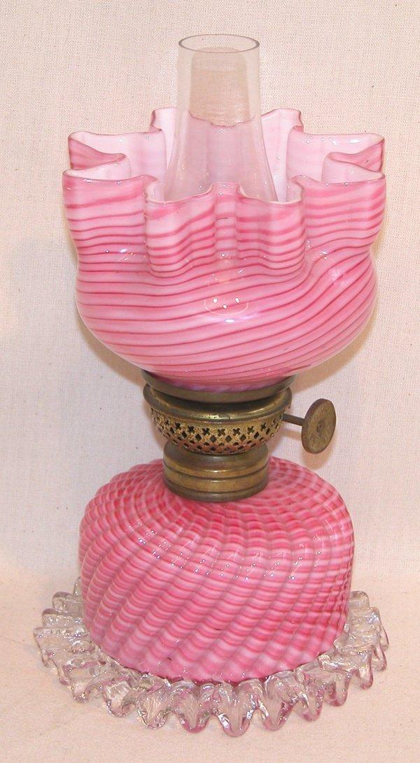 1095: Miniature Oil Lamp.