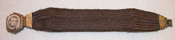 515: Abraham Lincoln Bracelet.