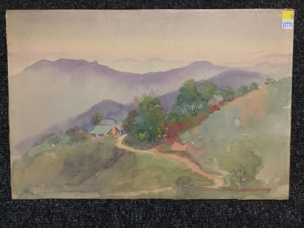 Frank Stanley Herring. Mountain House.