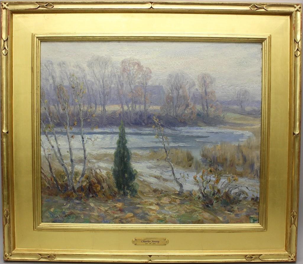 Charles Morris Young (1869-1964, Pennsylvania/Maine)