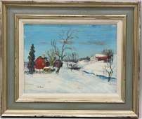 Walter Emerson Baum ( 1884-1956, Pennsylvania),