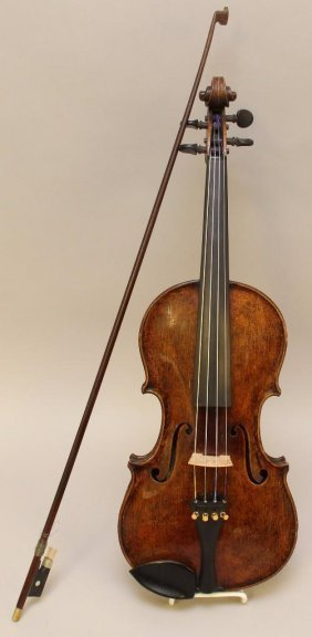 Milano Violin With Bow