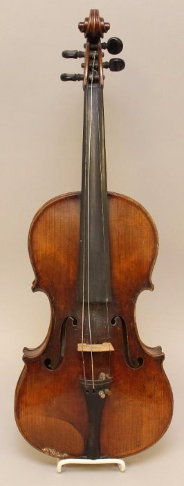 Walter Jacobs Violin