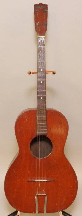 Crescent Tenor Acoustic Guitar