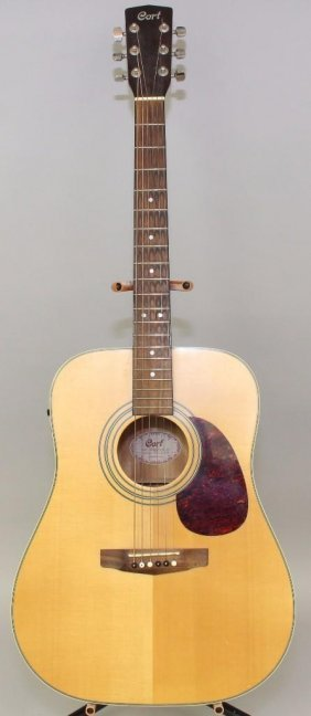 Cort Earth 70-e Ns Acoustic/electric Guitar