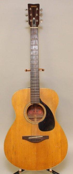 Yamaha Fg 150 Nippon Gakki 1960s Acoustic Guitar