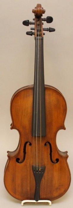 Copy Of A Nicolaus Amatius Cremoniea Hieroni Violin