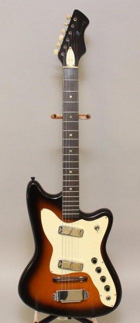 1963 Harmony Bobcat H15 Electric Guitar
