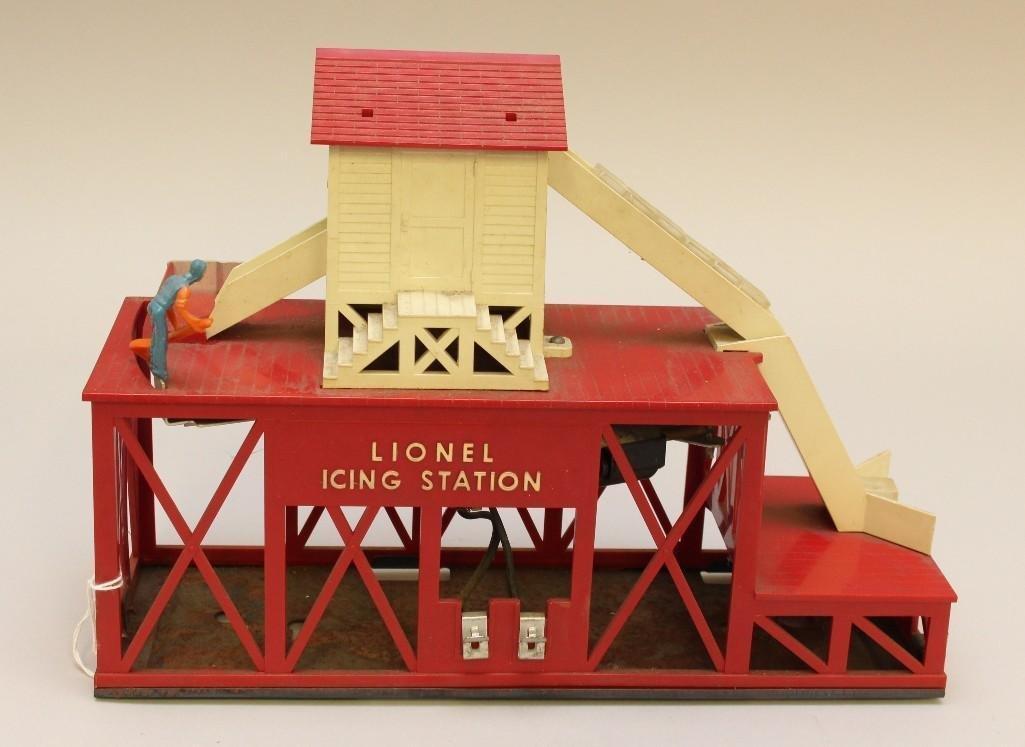 Lionel Icing Station