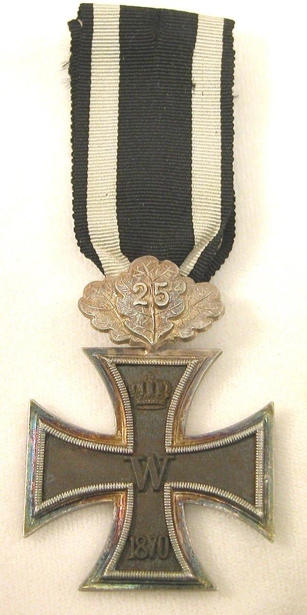 2: Prussian Iron Cross 2nd Class 1870.