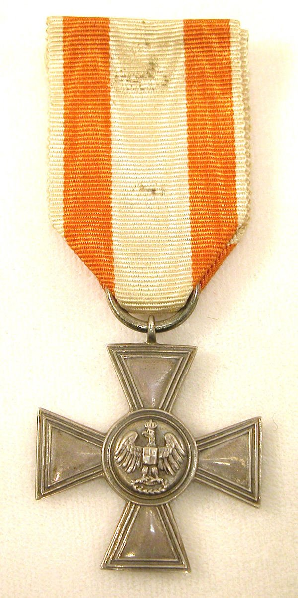 3: Prussian Red Eagle Order-4th Class.