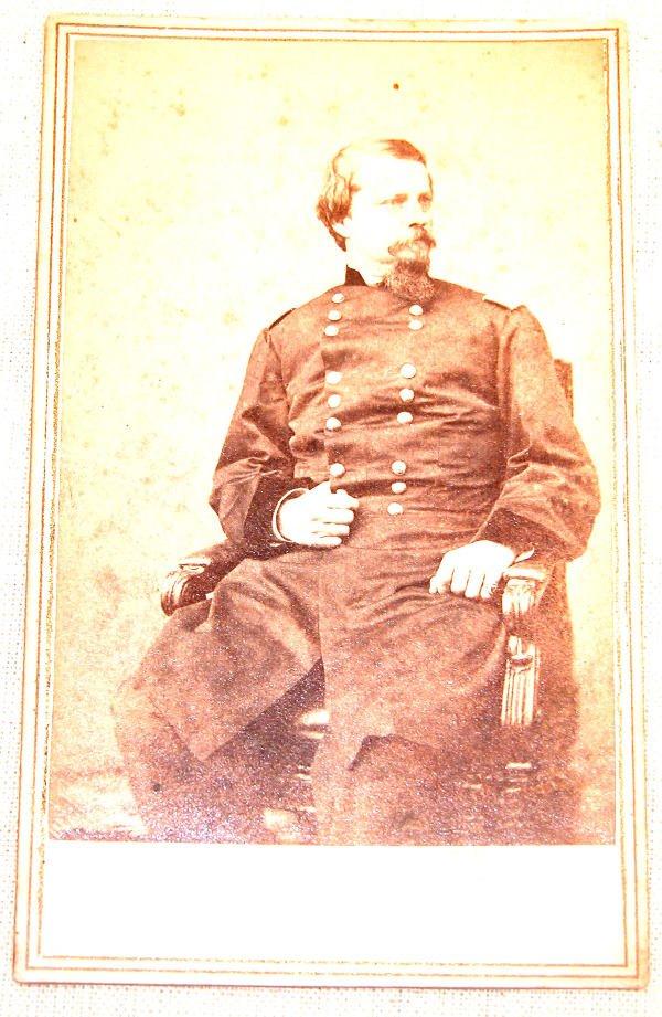 21: CDV of Gen.  Winfield Scott Hancock.