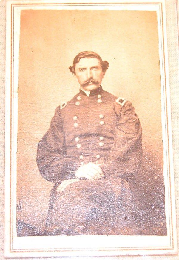 22: CDV of General John Frederick Hartranft.
