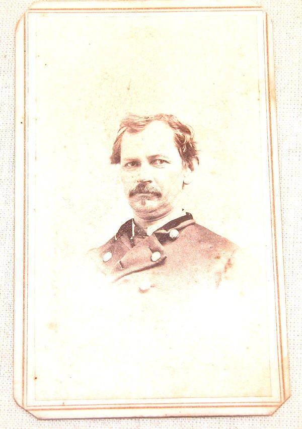 24: CDV of Colonel William H.  Blair.