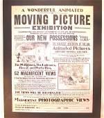 42 Early Movie Broadside