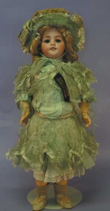 "7514: Antique Doll -  22"" 1039 Germany SIMON & HALBIG"