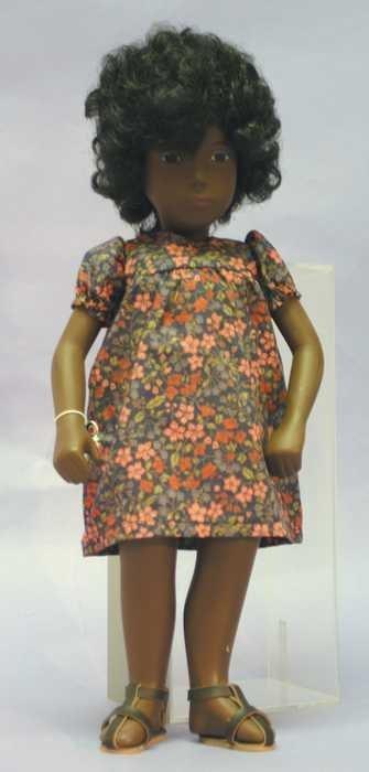 90e129b7d2c9e 7555: Vintage Sasha Doll - 16\