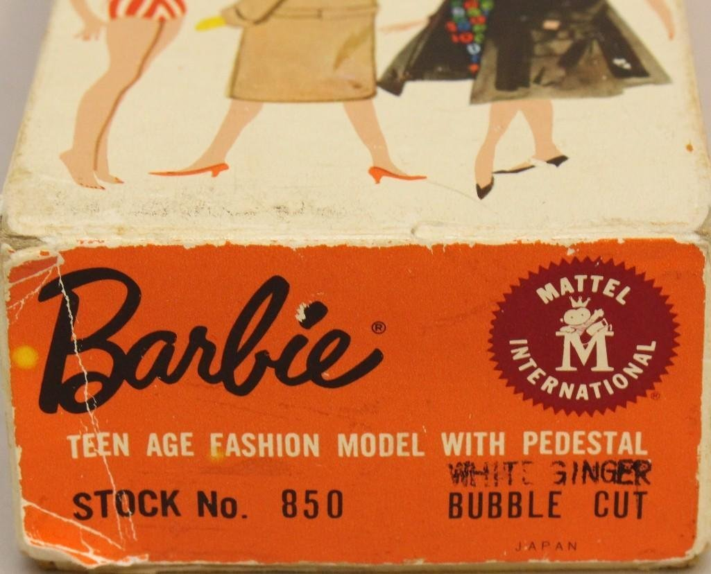 LOT OF BARBIE FAMILY: (3) BUBBLE CUT DOLS; ORIGINAL - 5