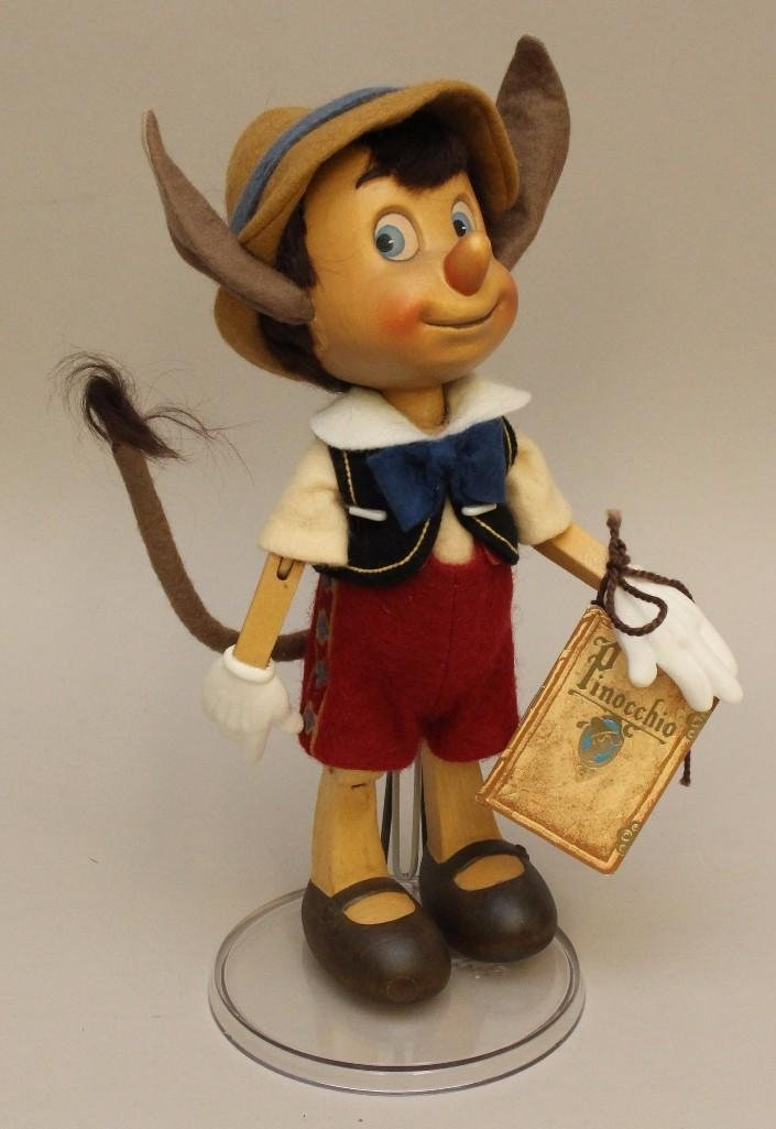 "9"" MIB 1992 R. JOHN WRIGHT'S ""PINOCCHIO - PLEASURE"