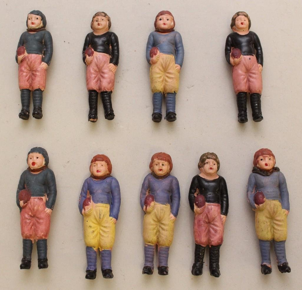 LOT OF CELLULOID NOVELTY DOLLS, JAPAN. - 3