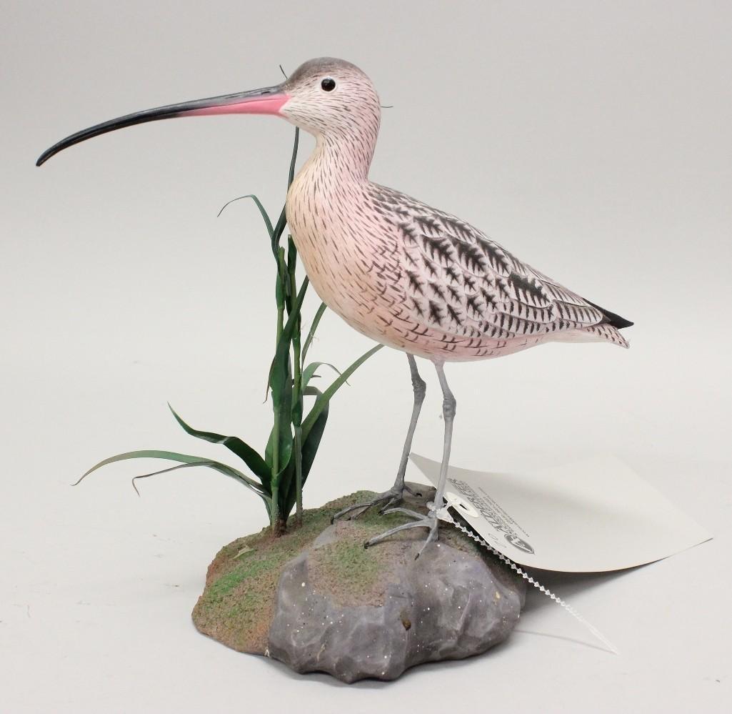 Shorebird on Stand
