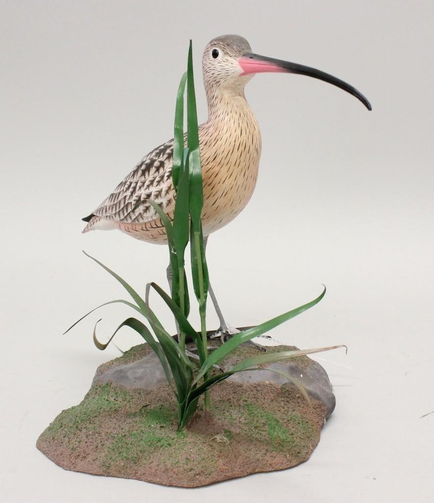 Shorebird on Stand - 2