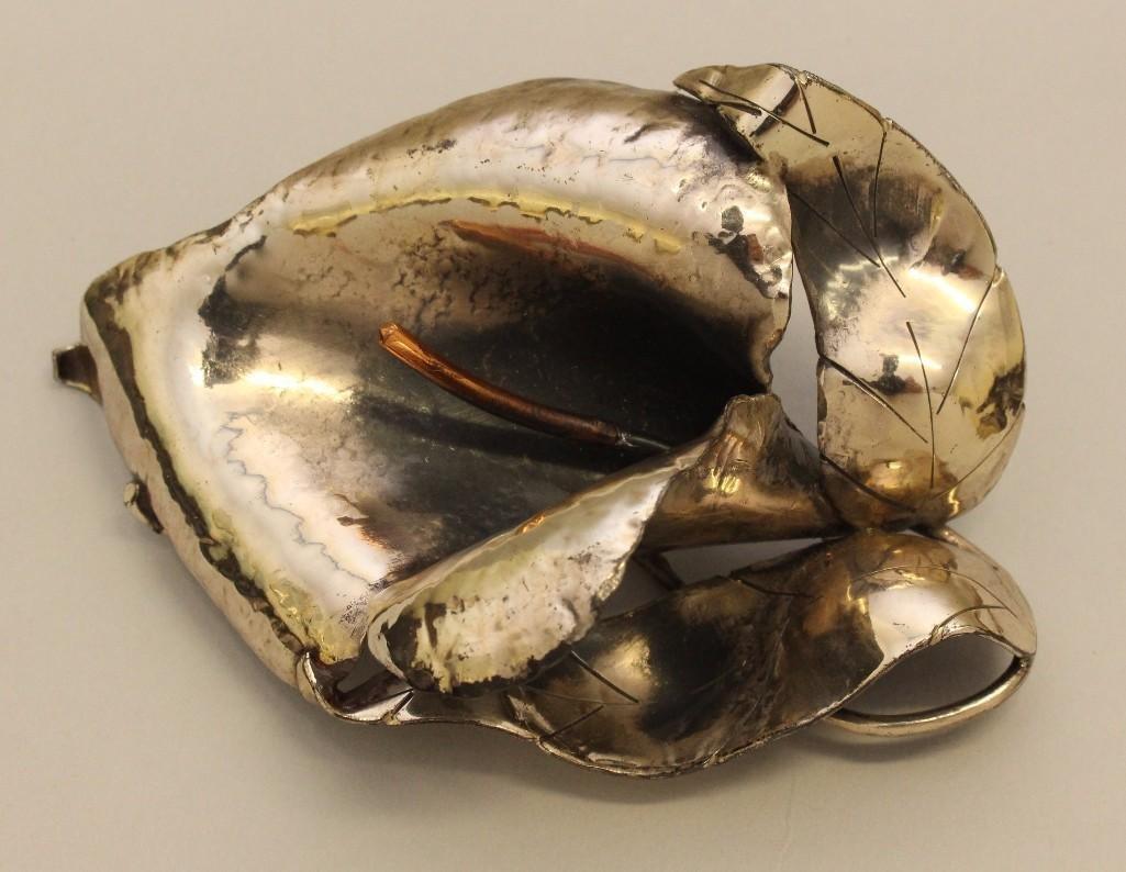 Sterling Silver Brooch - 2