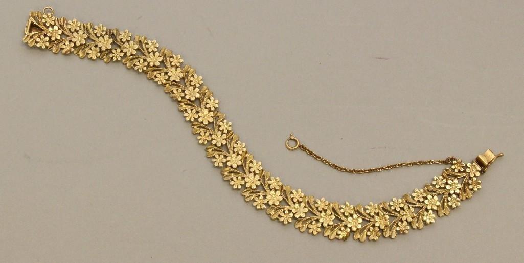 Gold Bracelet - 2