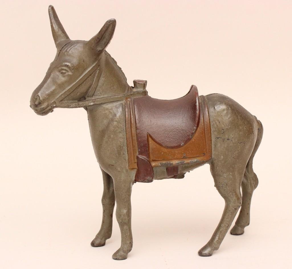 Still Bank Mule